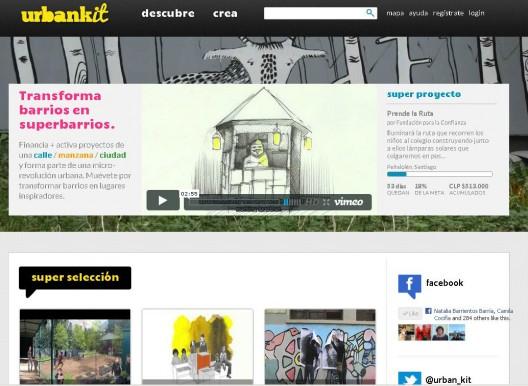 UrbanKIT: O crowfunding que busca financiar melhores espaços urbanos, UrbanKIT