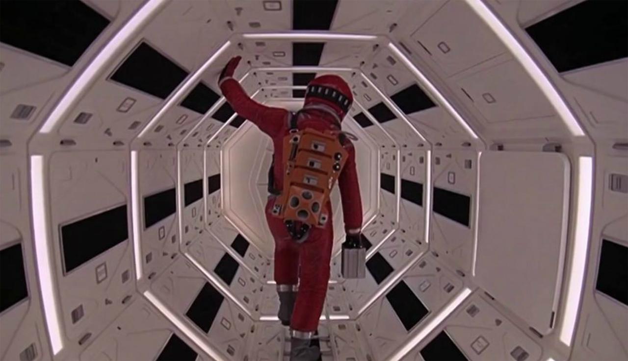 Vídeo: Kubrick - Perspectiva com um ponto de fuga, Imagem