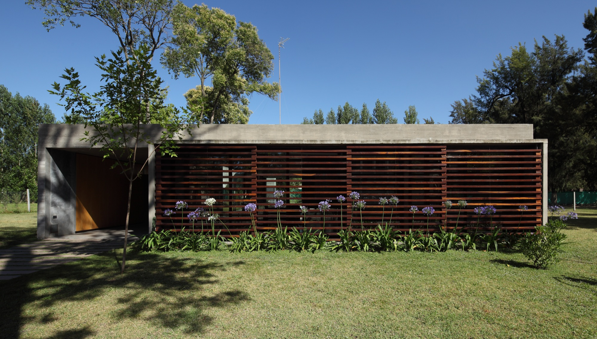 Casa BA / BAK Arquitectos, © Gustavo Sosa Pinilla