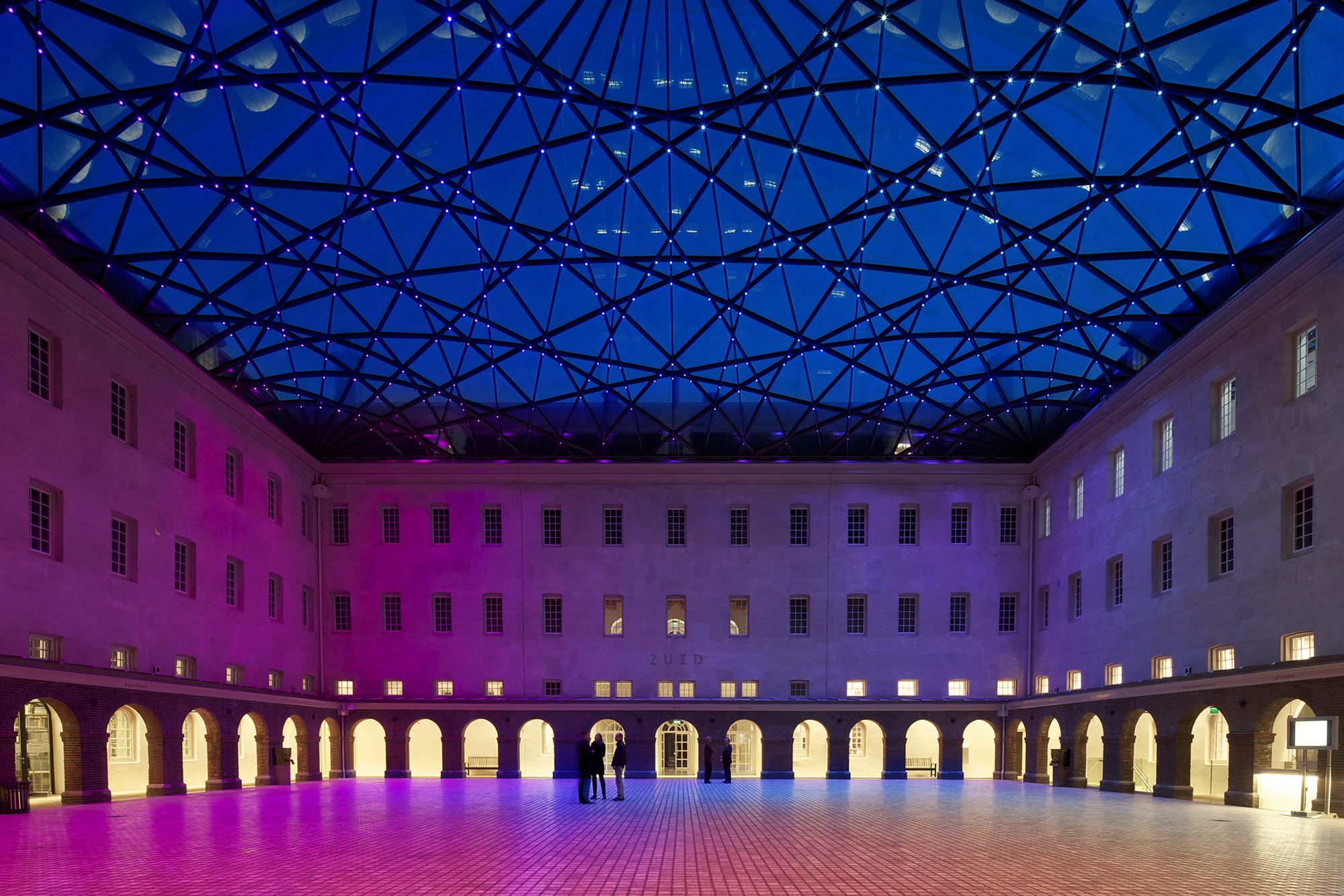 Museu Nacional Marítimo / Dok Architecten, Cortesia de Dok Architekten