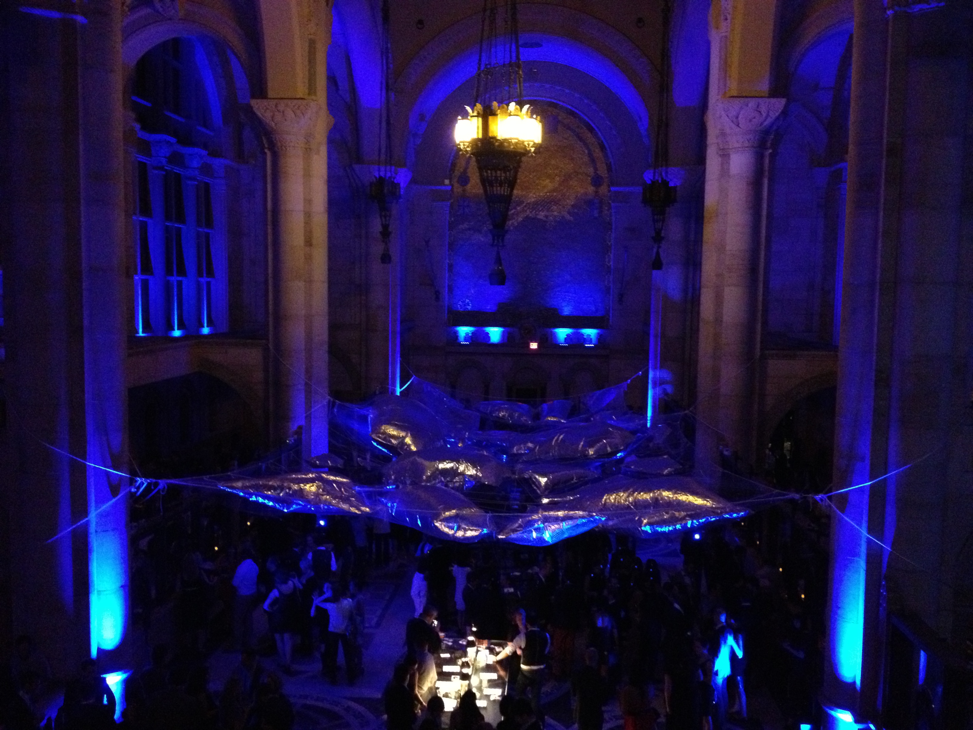 Beaux Arts Ball 2012: Tender, © K. Cilento
