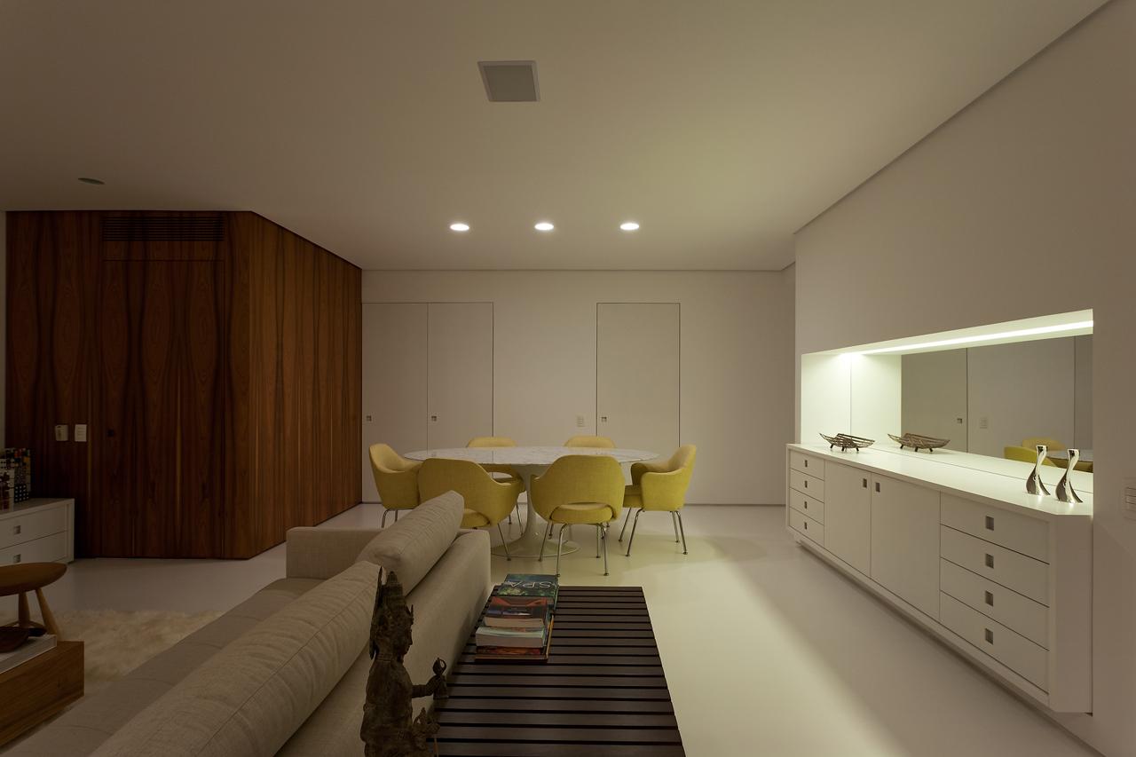 Apartamento Ahú 61/ Leandro Garcia, © Wmelão