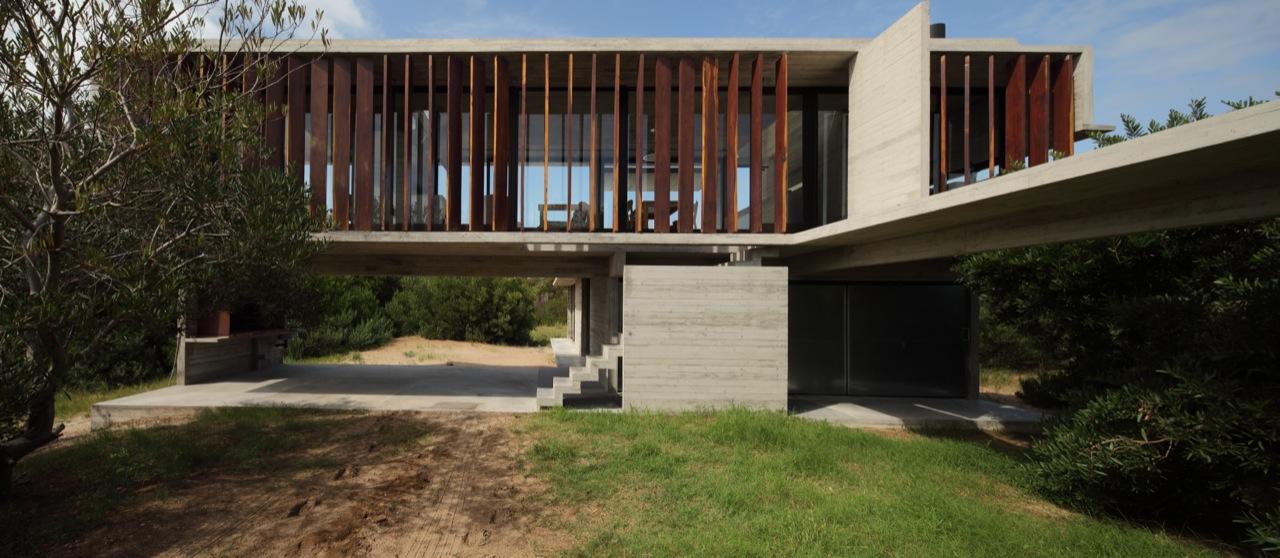 Casa Costa Esmeralda / BAK Arquitectos, Cortesia BAK Arquitectos
