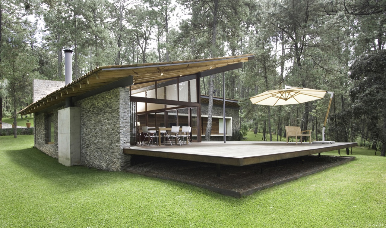 Galeria de casa toc el as rizo arquitectos 16 - Casa modulares modernas ...