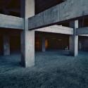 Espaço suspenso - Torre residencial dos anos 1970 © Patrick Lopez Jaimes