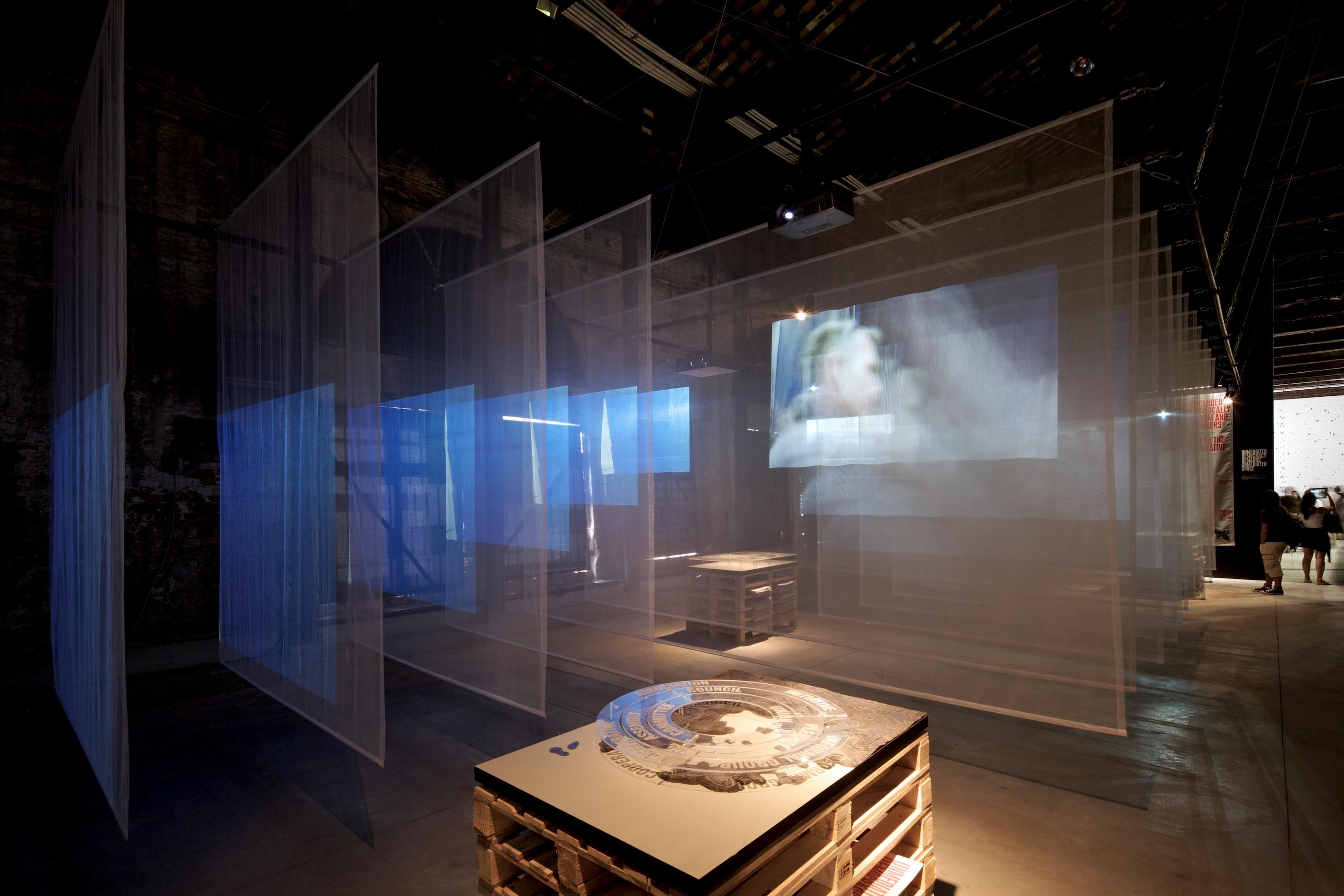 Bienal de Veneza 2012: Pavilhão da Croácia, © Nico Saieh