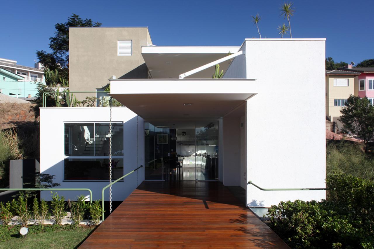 Casa ACPO / Frederico Zanelato Arquitetos, Cortesia de Frederico Zanelato Arquitetos