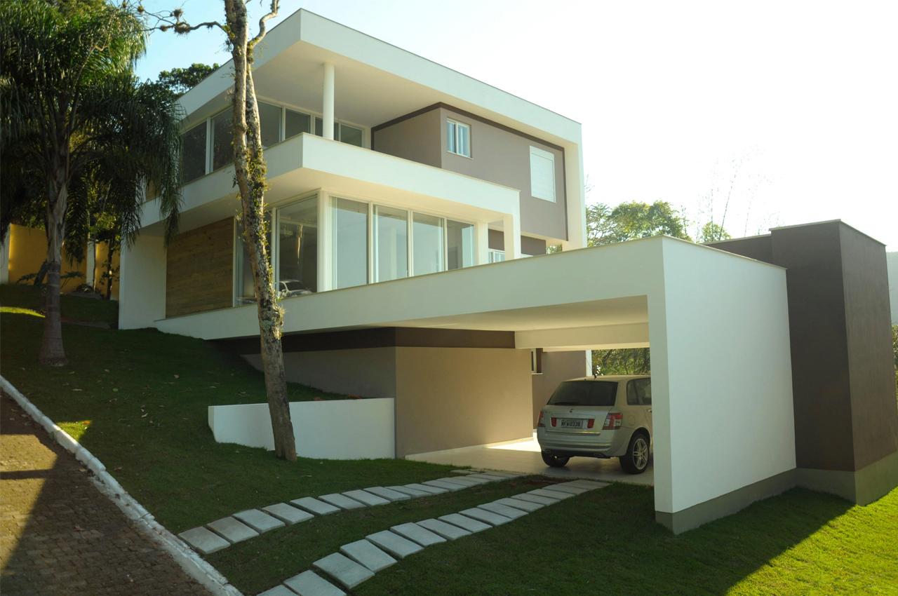 Casa AM / Arte Urbana Arquitetos, © André de Amorim