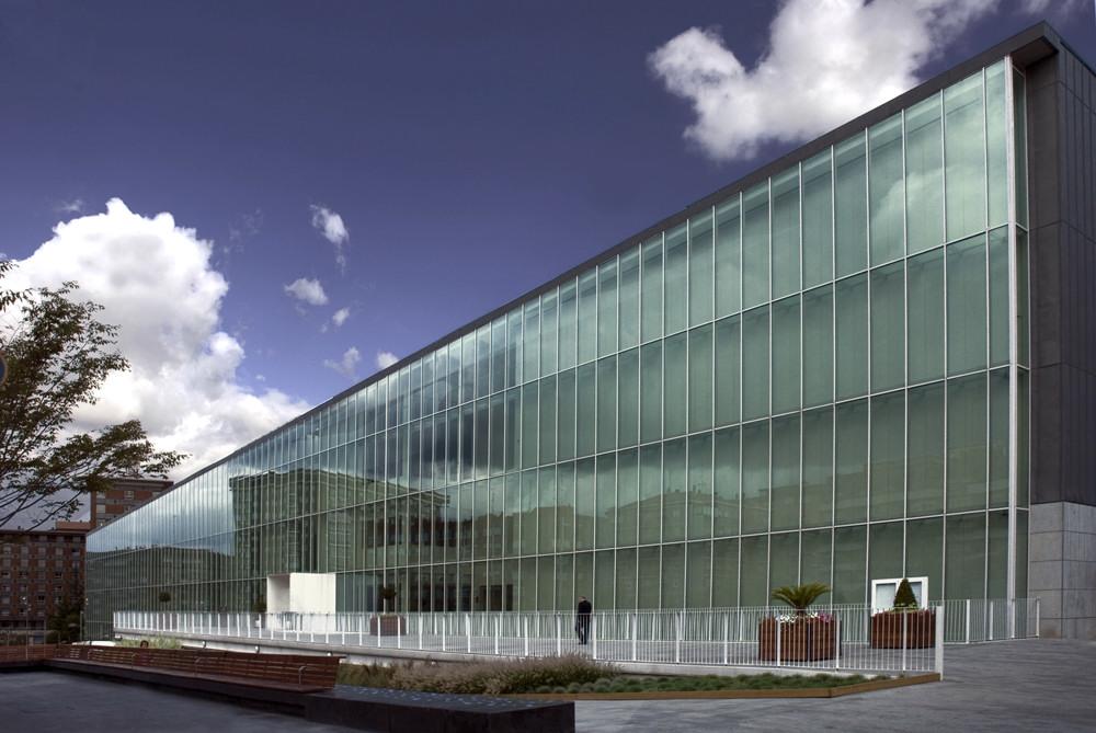 Conservatório Música Bilbao / Roberto Ercilla Arquitectura, © César San Millán
