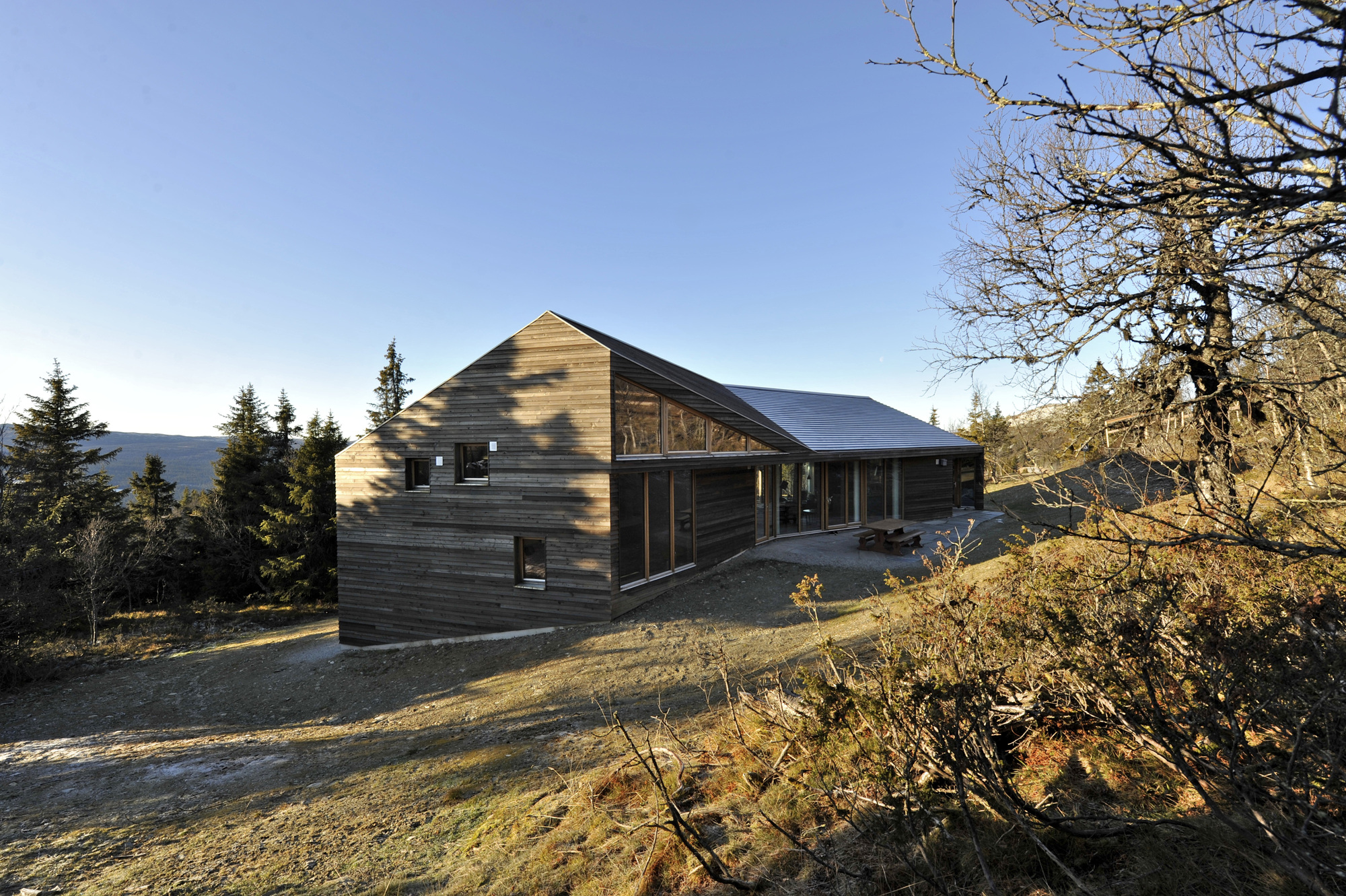 Twisted House / JVA, © Nils Petter Dale