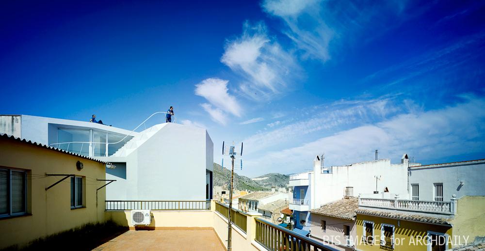 Casa Lude / Grupo Aranea, © Jesus Granada © BIS Images