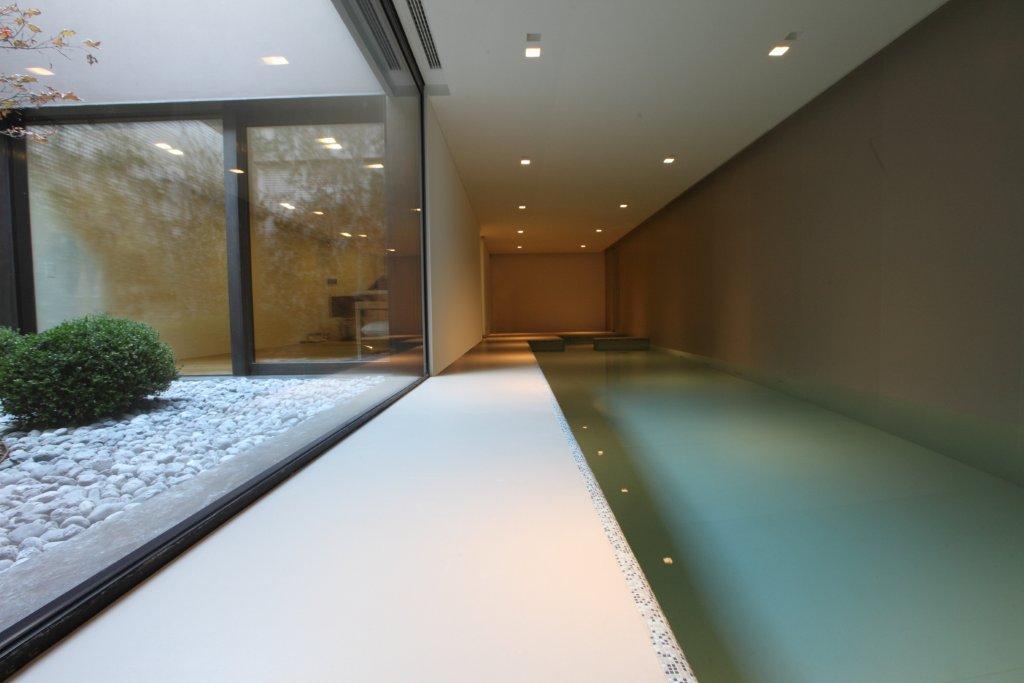 Galeria de casa di sassuolo enrico iascone architetti 3 for Piscina 6 x 3