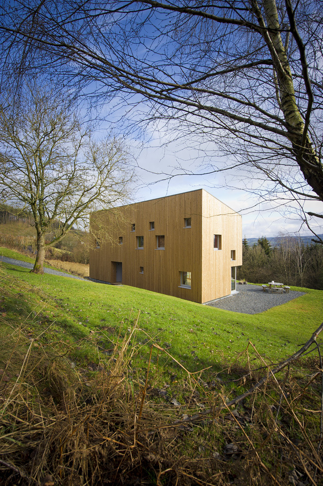 Casa Van de Vecken / Artau Architecture, © Cortesia de Artau Architecture