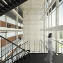 Átrio e Corredores à partir das escadas