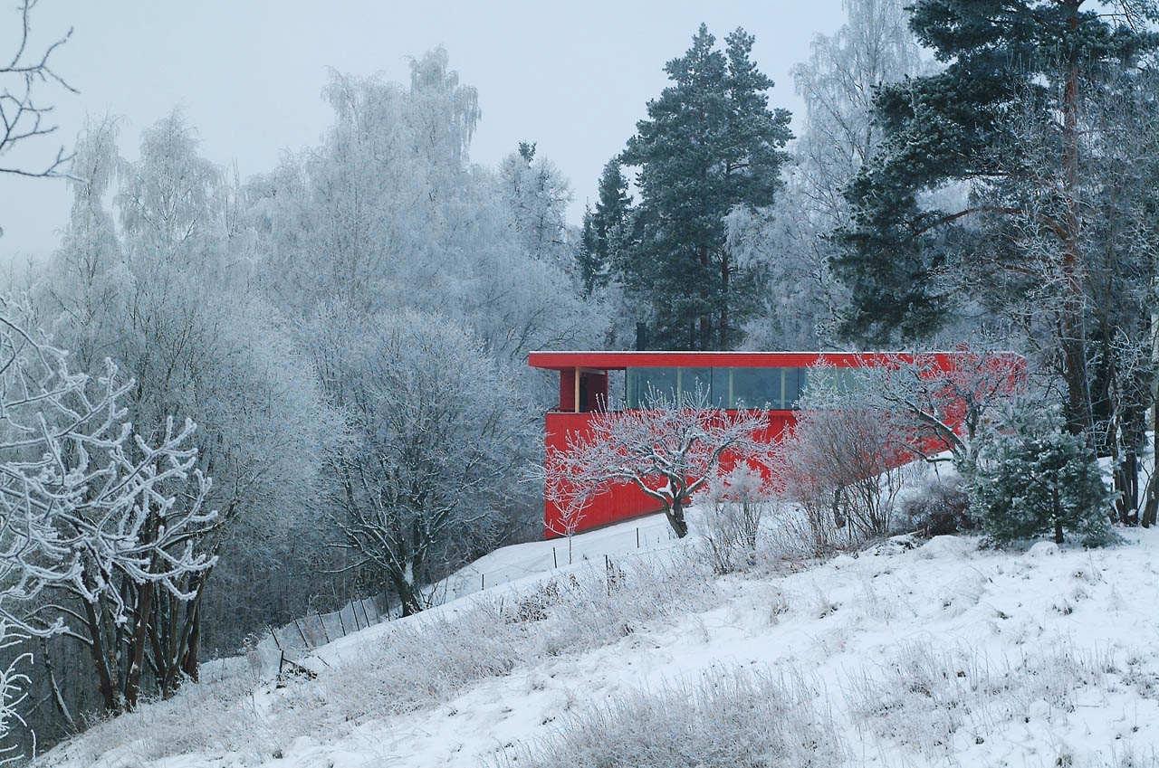 Casa Vermelha / JVA, © Nils Petter Dale