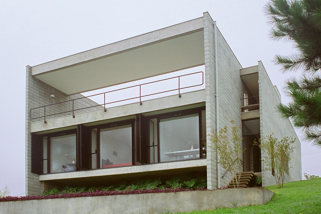 Casa Yamada / SIAA, Cortesia Fernando Stankuns
