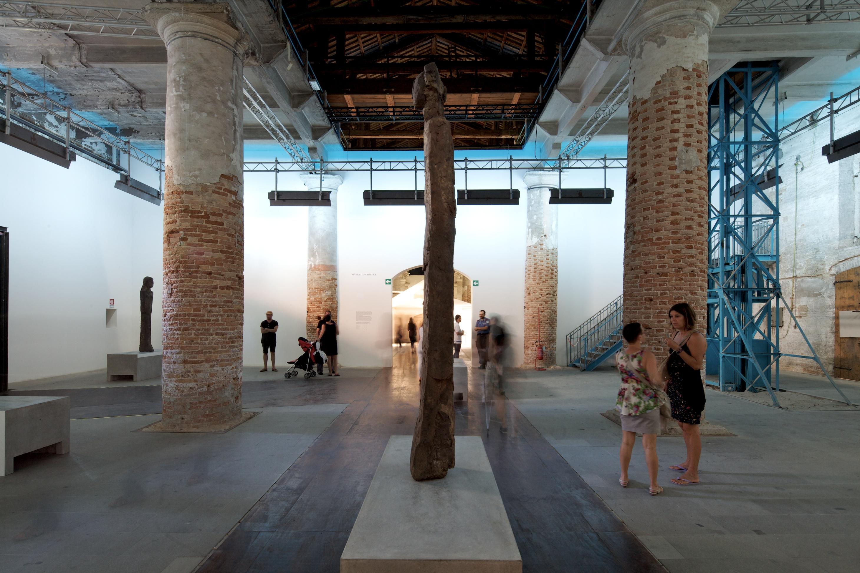 Bienal de Veneza 2012: Märkli Architekt, © Nico Saieh