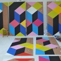 Cortesia de Morag Myerscough e Luke Morgan