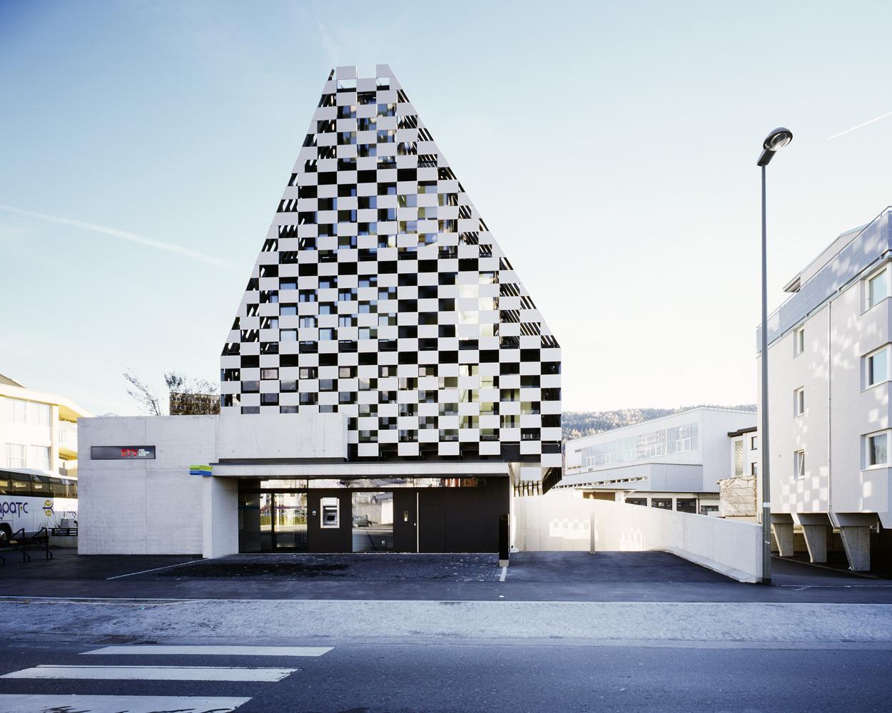Filial do BTV em Innsbruck / Rainer Köberl, © Lucas Shaller