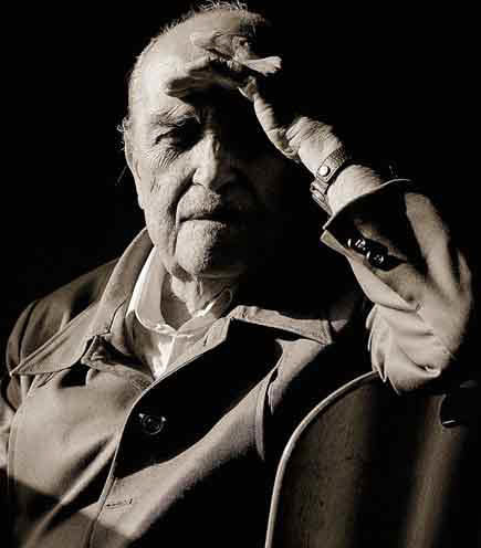 Nossa entrevista a Oscar Niemeyer, Oscar Niemeyer