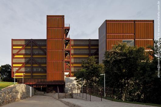 BHTEC / Arquitetos Associados, © Leonardo Finotti