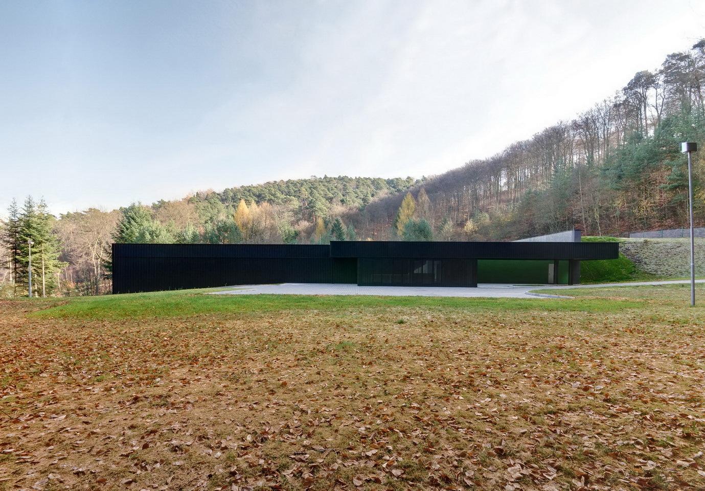 Casa da Água / Molter-Linnemann Architects, © Christian Koehler