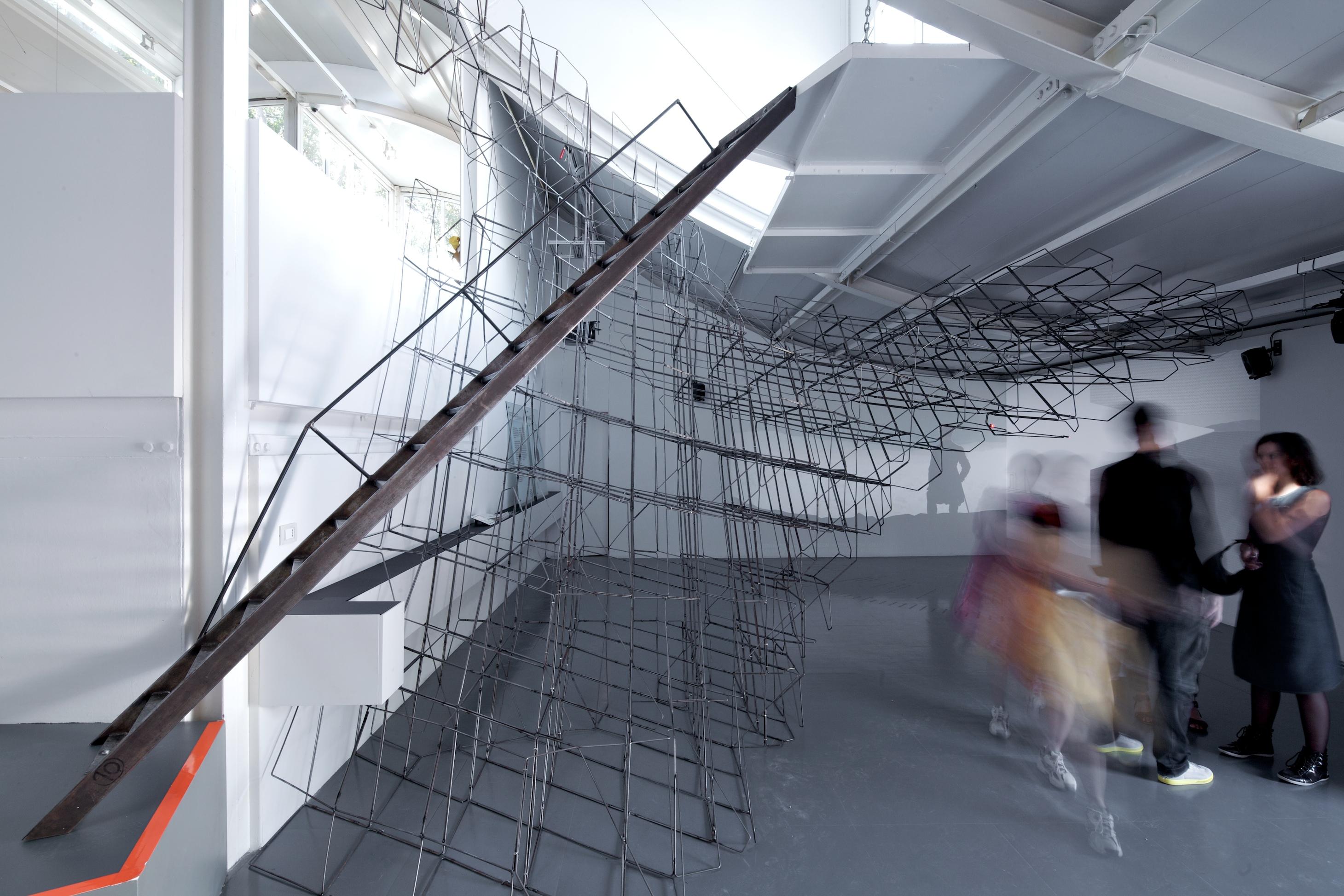 Bienal de Veneza 2012: Formações: Novas Práticas na Arquitetura Australiana / Pavilhão da Austrália, © Nico Saieh