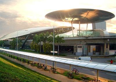 Como fazer cidade: Singapura aposta no subsolo, Via Plataforma Urbana