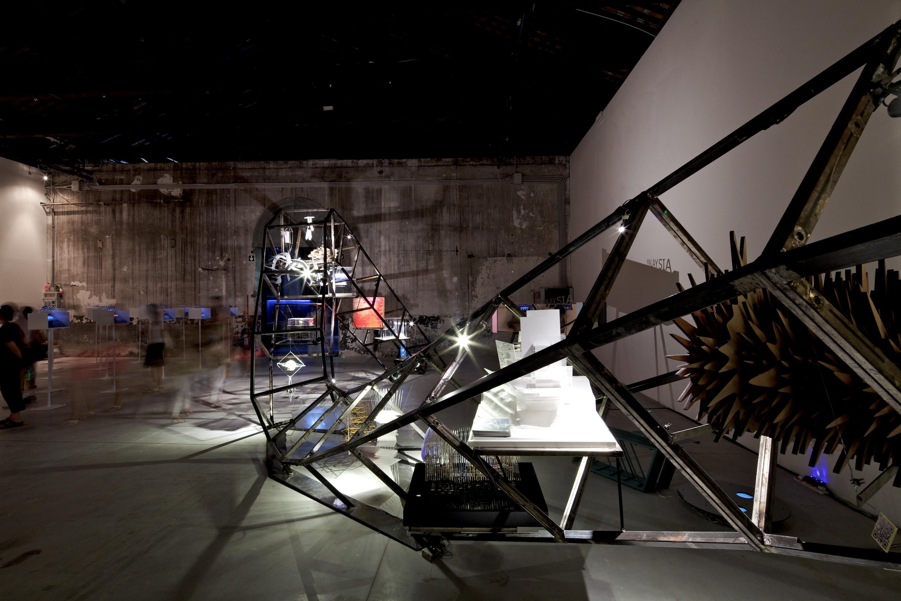 Bienal de Veneza 2012: Vozes - Pavilhão da Malásia, © Nico Saieh