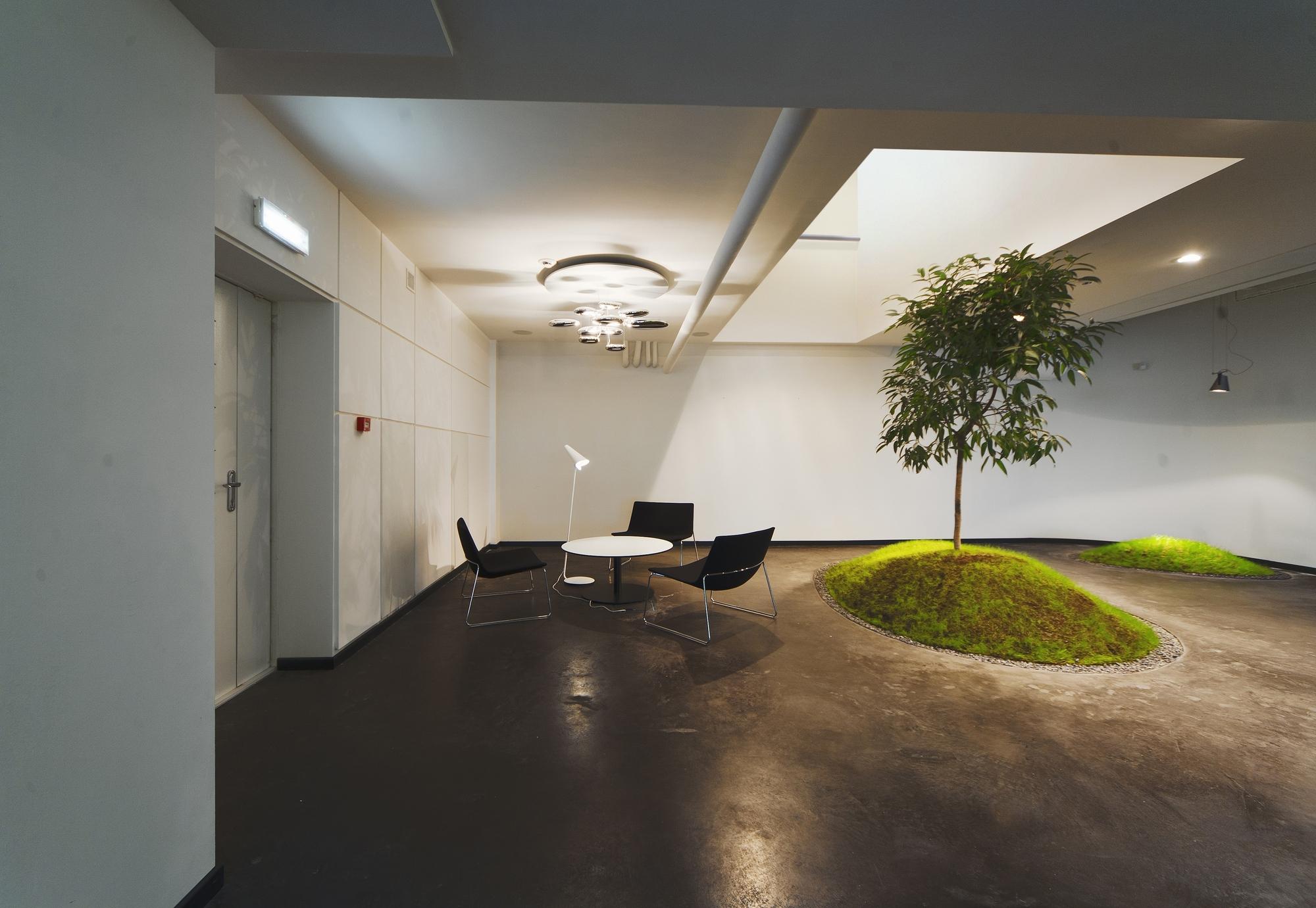 Escritórios para Empresa de Tecnologia / TSEH Architectural Group, © Shtefan Egor