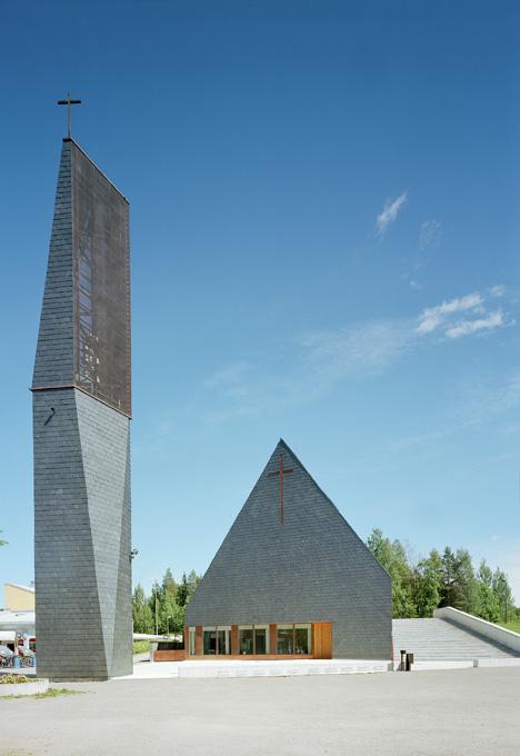 Igreja Kuokkala / Lassila Hirvilammi, © Jussi Tianen