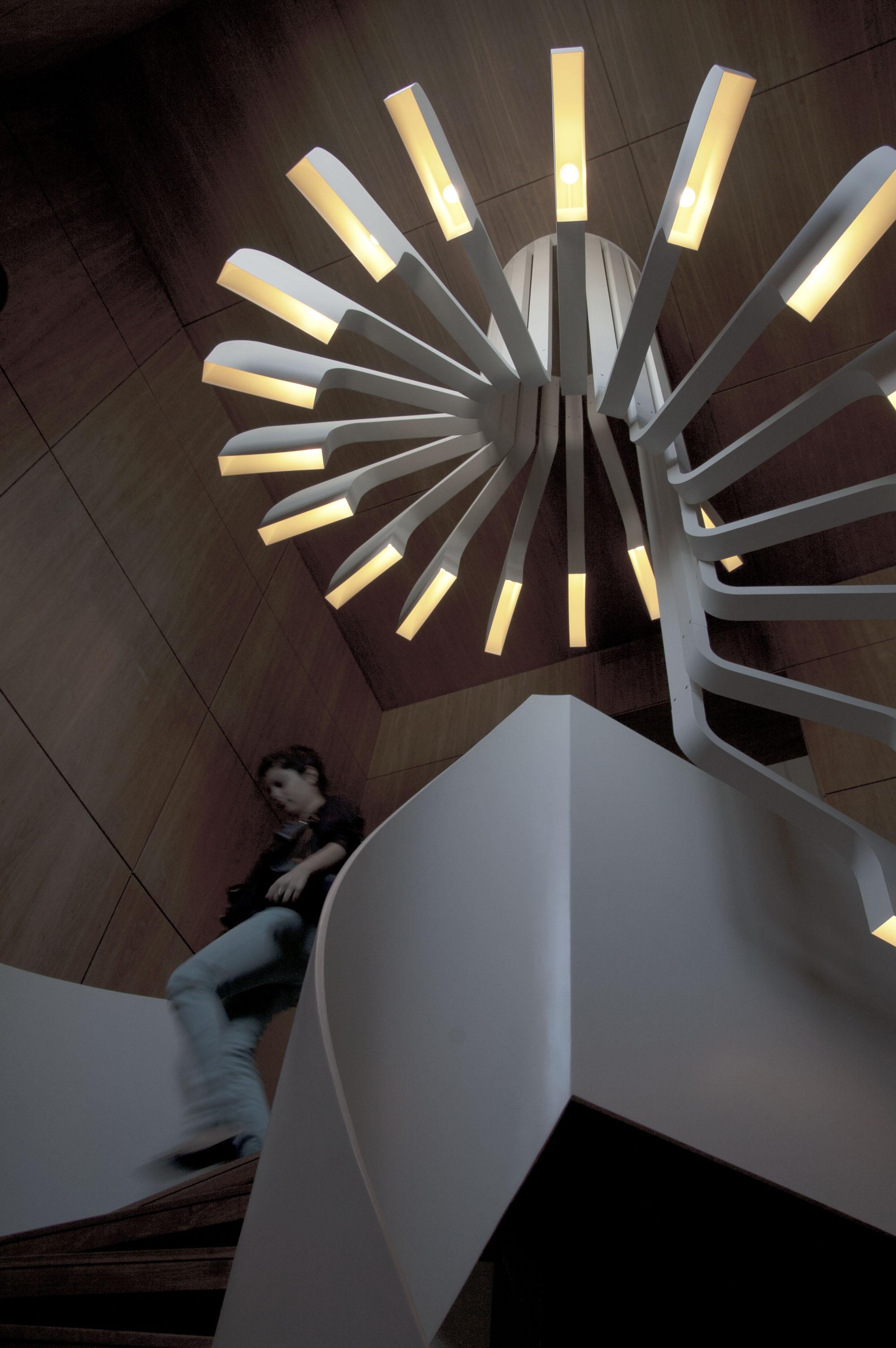 Escada Residencial / .PSLAB, © Cortesi de .PSLAB