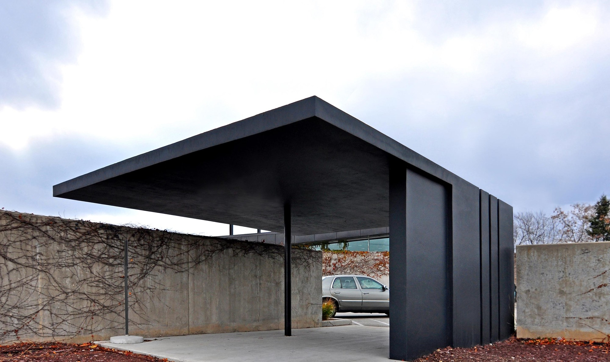 Pavilhão Layton / Johnsen Schmaling Architects, ©  John J. Macaulay