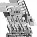 Cortesia dos expositores do Pavilhão de Luxemburgo Yi-der Chou, Radim Louda, Philippe Nathan