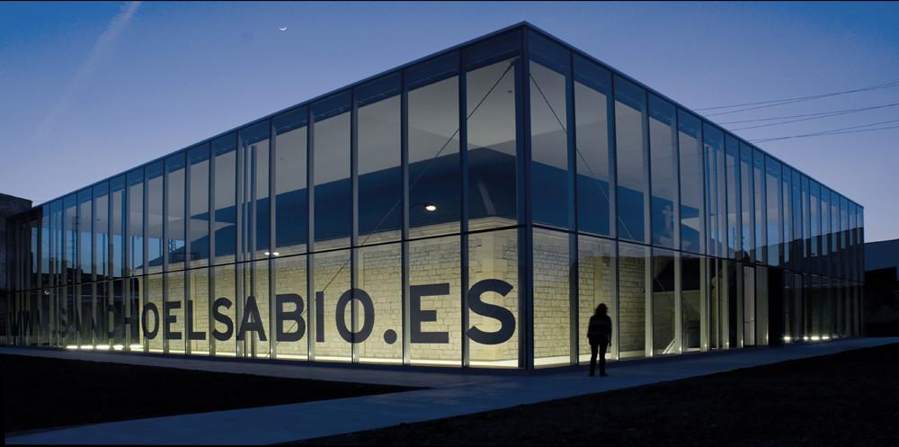 Fundação Sancho El Sabio/ Roberto Ercilla Arquitectura, © Quintas & Cesar San Millan