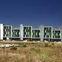 102 viviendas en Parla · Arquitécnica ©aitorestevez