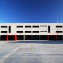 Instituto Parquesol en Valladolid · Arquitécnica ©aitorestevez