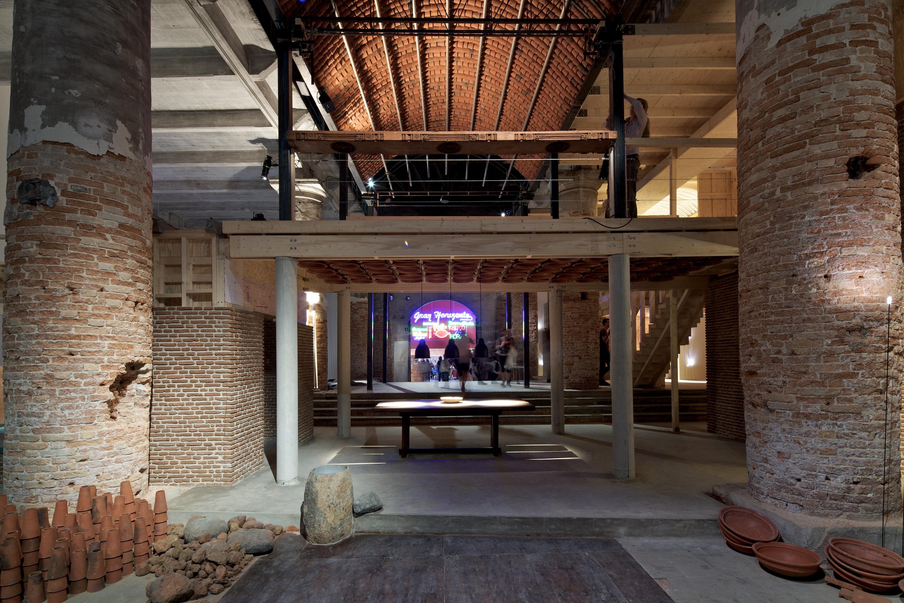 Bienal de Veneza: Sentir o Chão. Casa Parede: Um pra um / Anupama Kundoo , © Nico Saieh