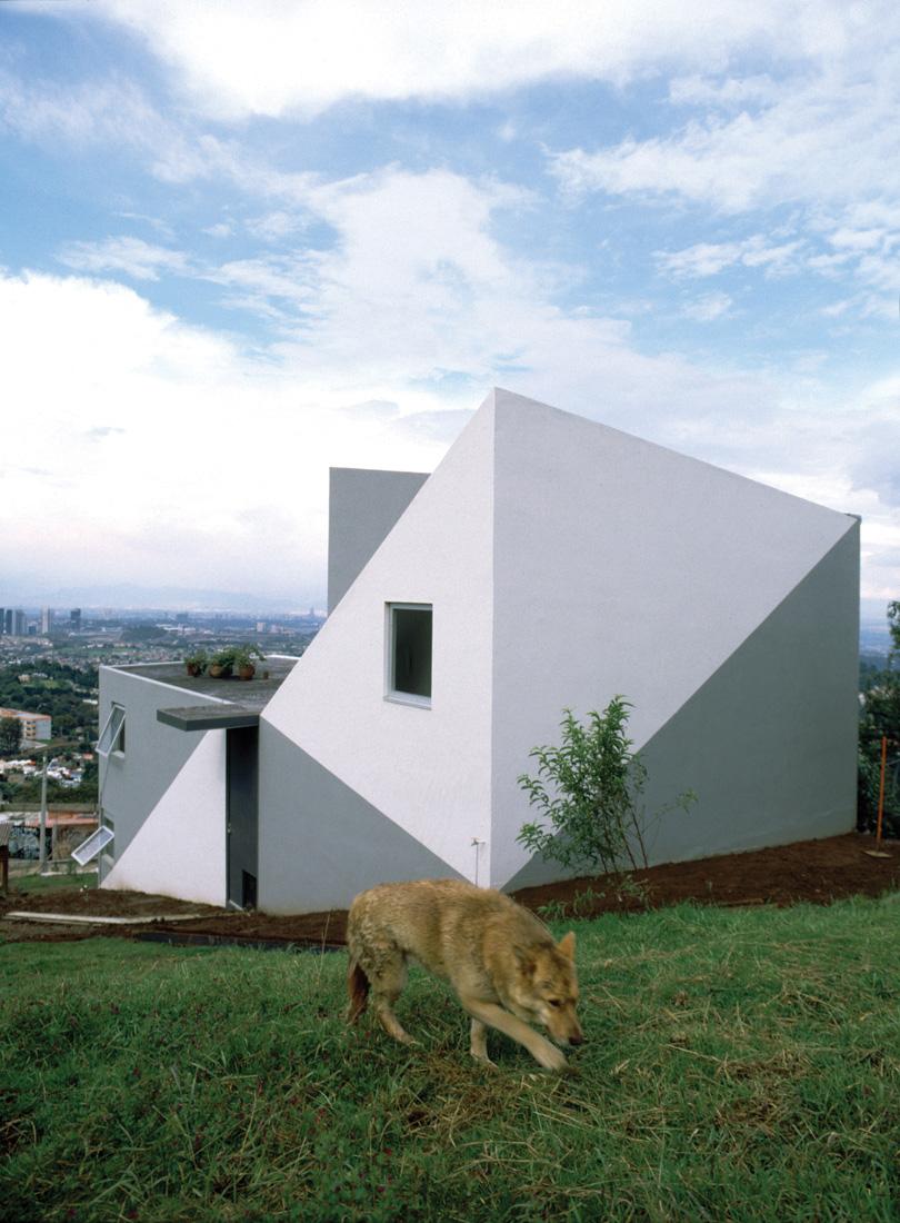 Casa no Deserto Los Leones / Dellekamp Arquitectos, © Dellekamp arquitectos