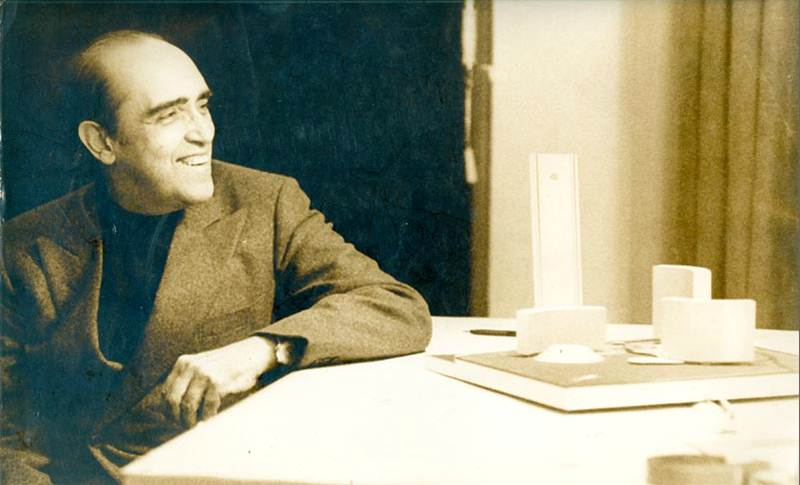 Falece Oscar Niemeyer, aos 104 anos, © Oscar Niemeyer