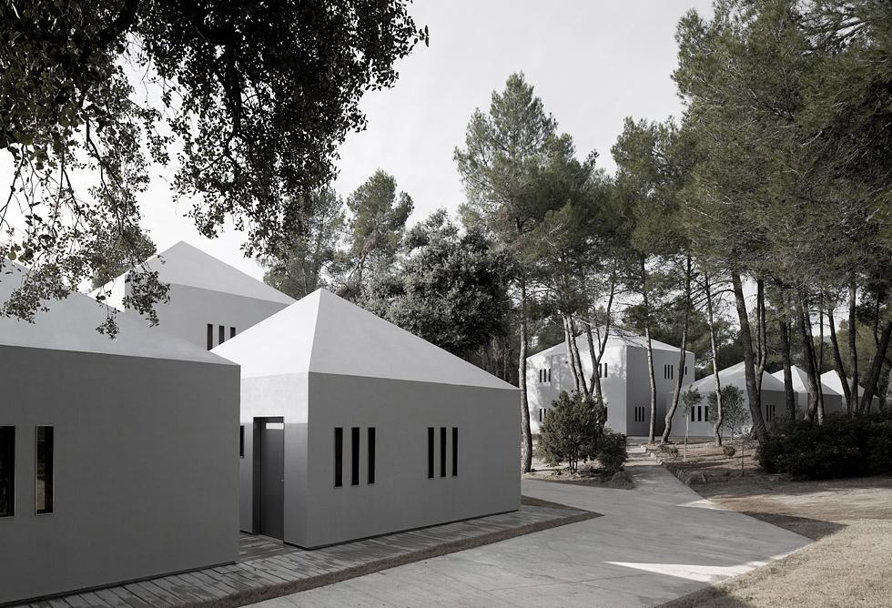 Casas Colónias Viladoms / OAB, © Alejo Bague