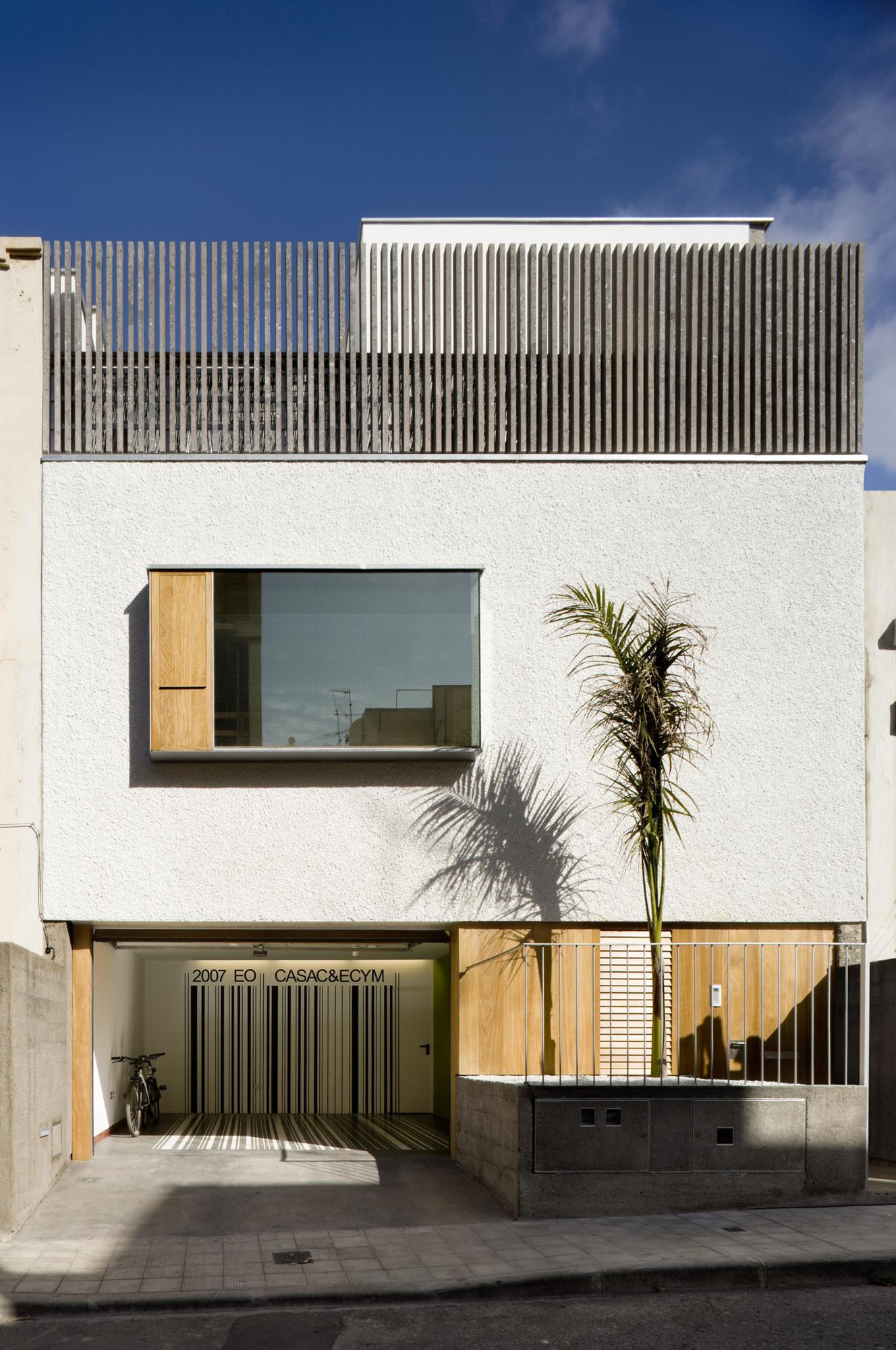 Casa C&E / Equipo Olivares Arquitectos, © Lluís Casals