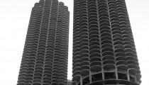 Clássicos da Arquitetura: Marina City / Bertrand Goldberg