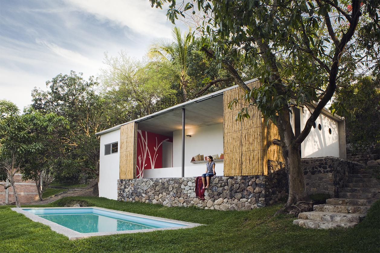 Galeria de casa d 2puntocero arquitectura 4 for Arquitectura casa