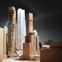 Vista de Sudoeste | Cortesia de Gehry International Inc.