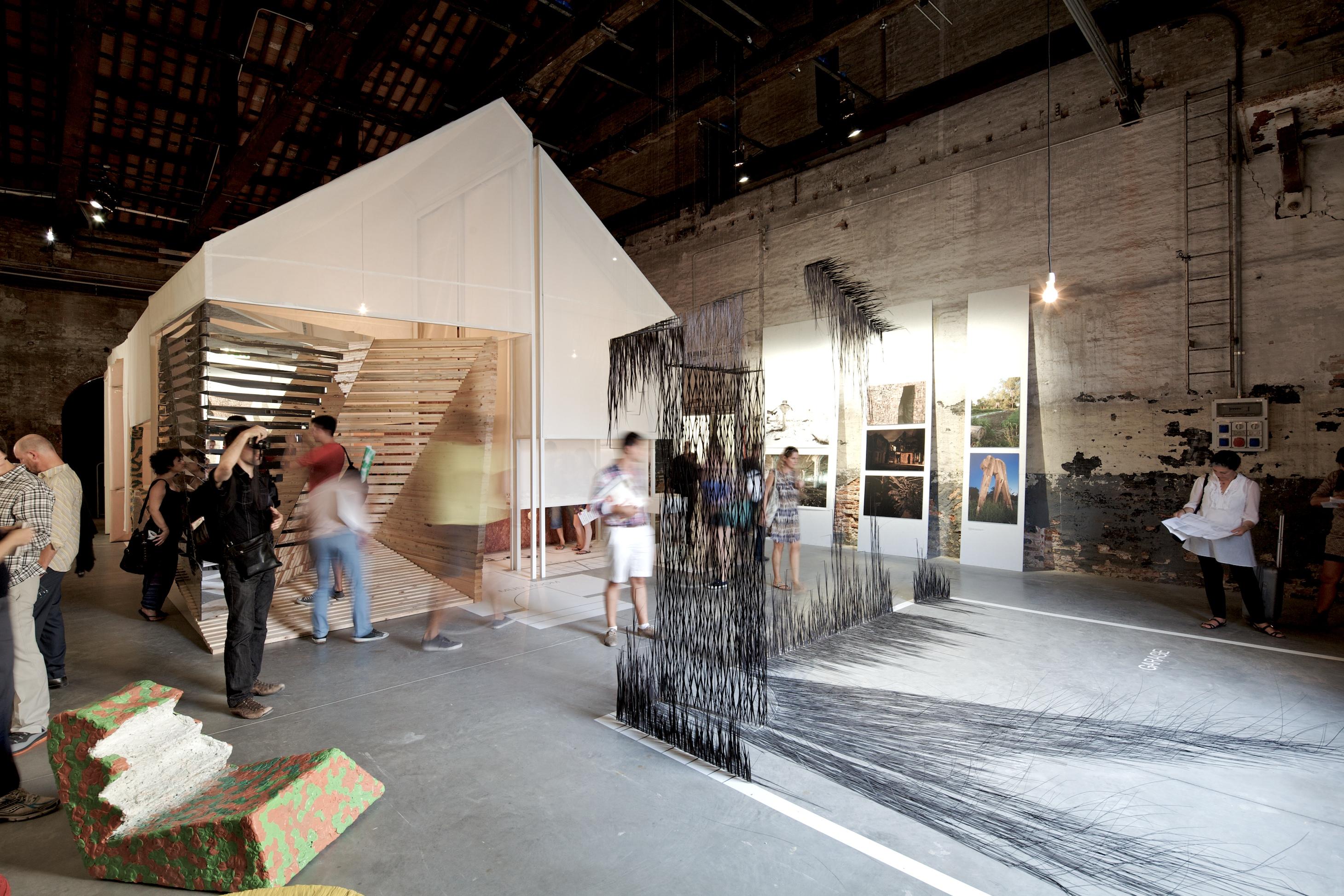 Bienal de Veneza 2012: 13178 Moran Street, © Nico Saieh