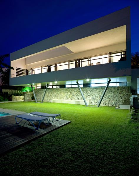 Villa Bonanova / CMV Architects, © Jaime Sicilia