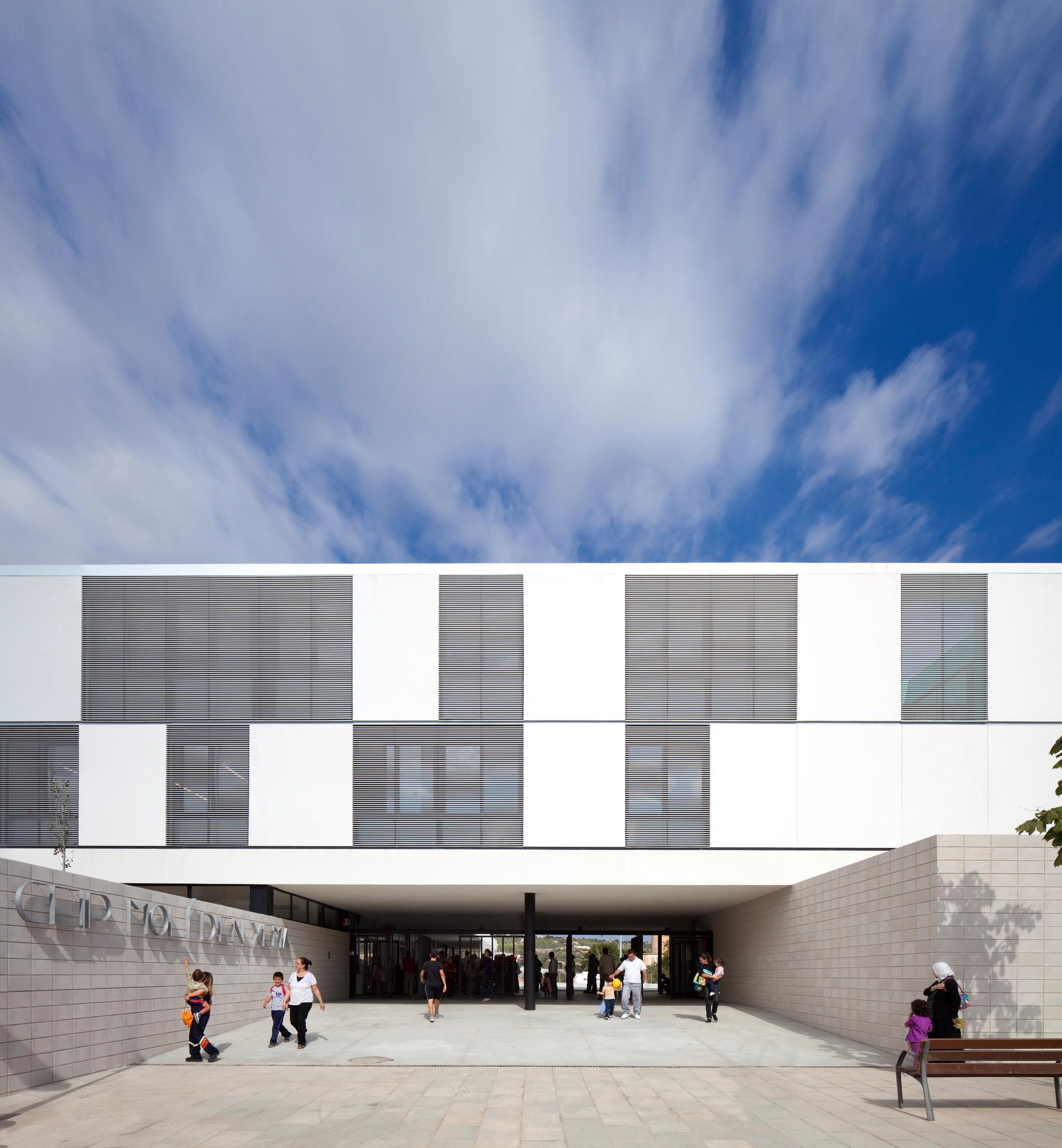 Escola Molí d'en Xema e Berçario Son Boga / BB Arquitectes, © Jaime Sicilia