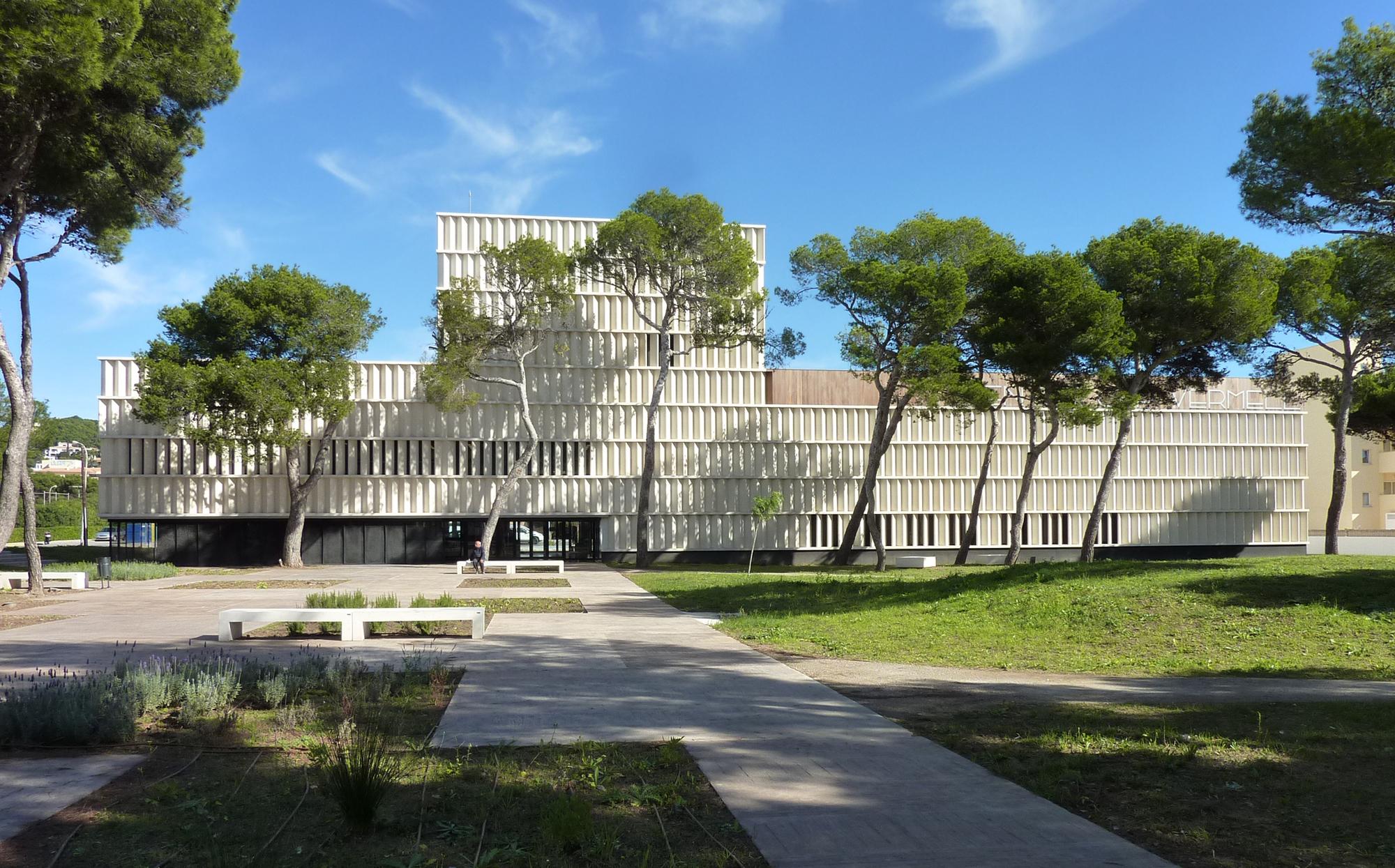 Centro Cultural Cap Vermell em Cala Ratjada / BB Arquitectes, © Jaime Sicilia, Sebastià Bonet