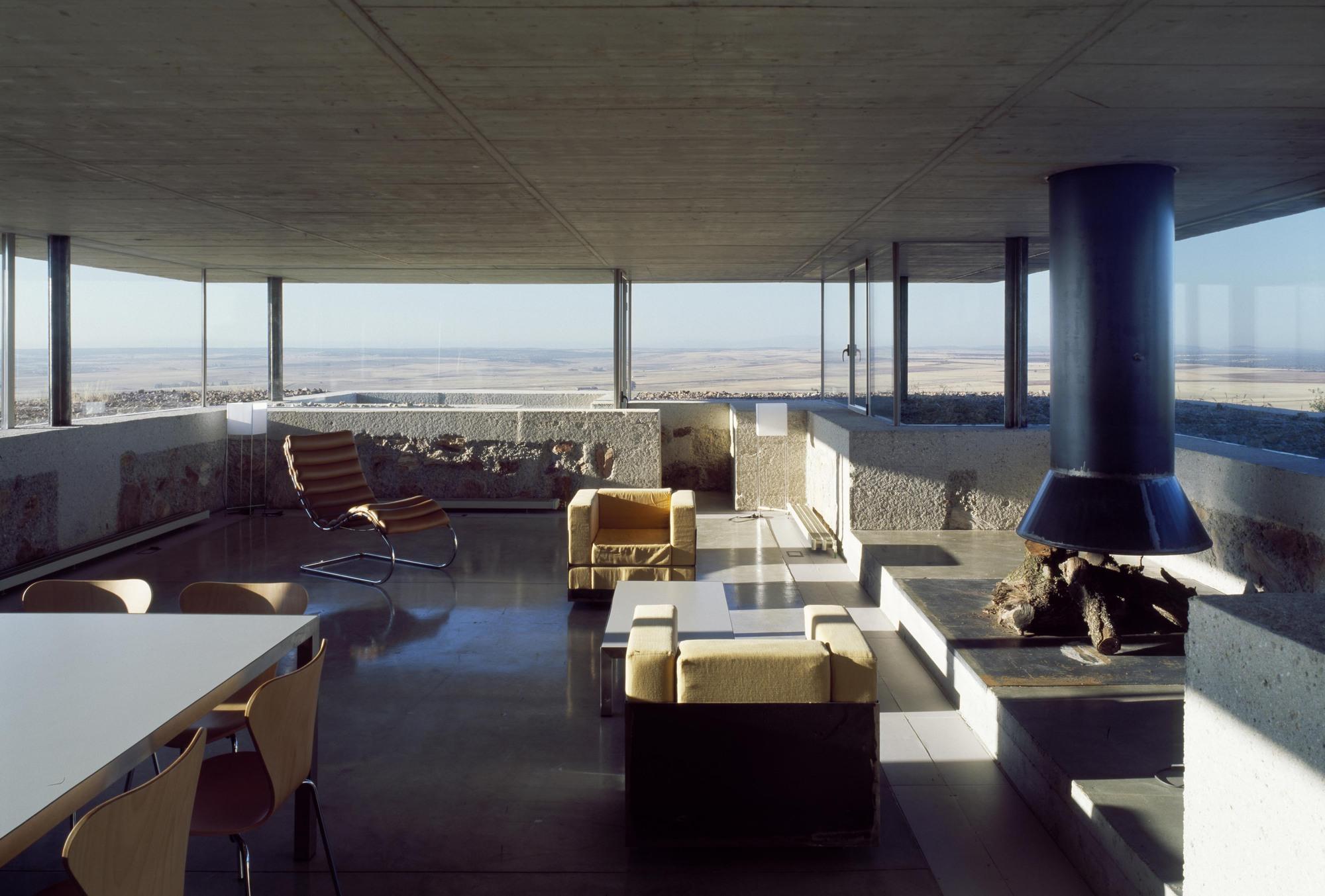 Casa do Horizonte / Jesús Aparicio Estudio de Arquitectura, © Roland Halbe